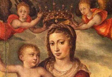 Paternò, Restaurata la preziosa Madonna dell'Itria di Sofonisba Anguissola