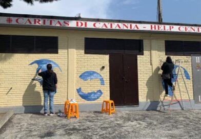 Help Center, un'opera d'arte dell'Accademia di Belle Arti di Catania come testimonianza di carità