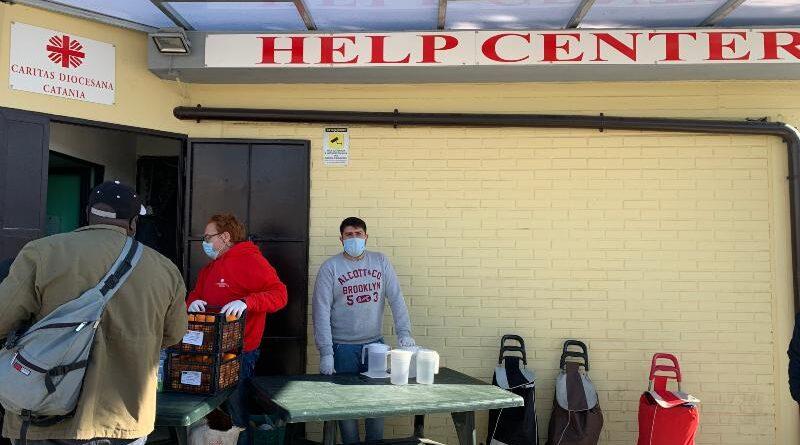 Help Center Caritas, l'Accademia di Belle Arti realizzerà un'opera di urban art