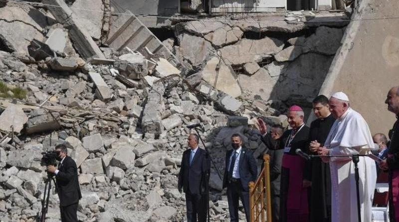 Papa Francesco è rientrato a Roma a conclusione dello storico viaggio apostolico in Iraq