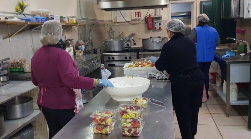 """""""La Bisaccia del Pellegrino"""", Caritas Vicariale di Paternò:13 mila pasti distribuiti in tre mesi"""
