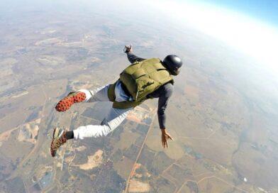 Il futurismo antropologico: l'uomo prima di aprire il paracadute