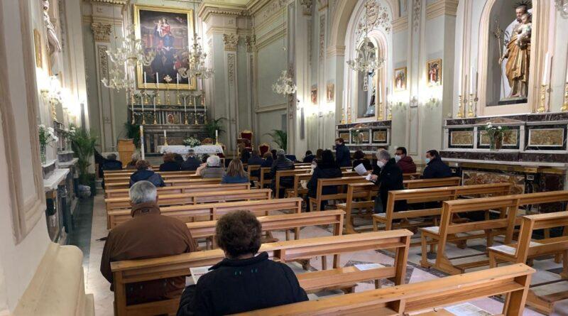 """Riapre al culto la chiesa """"Santa Maria dell' Idria"""" a Biancavilla, ma rinviata la festa di inaugurazione"""