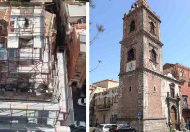 """Adrano, a breve la riapertura delle Chiesa di """"San Pietro"""" chiusa dal terremoto del 2018"""