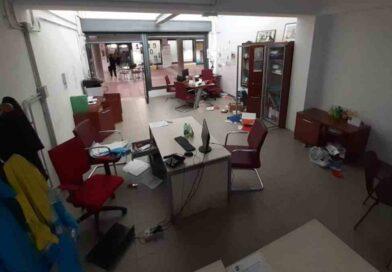 """Furto alla """"Casa del Volontariato"""" del Csve, dentro la sede della Misericordia di Librino"""