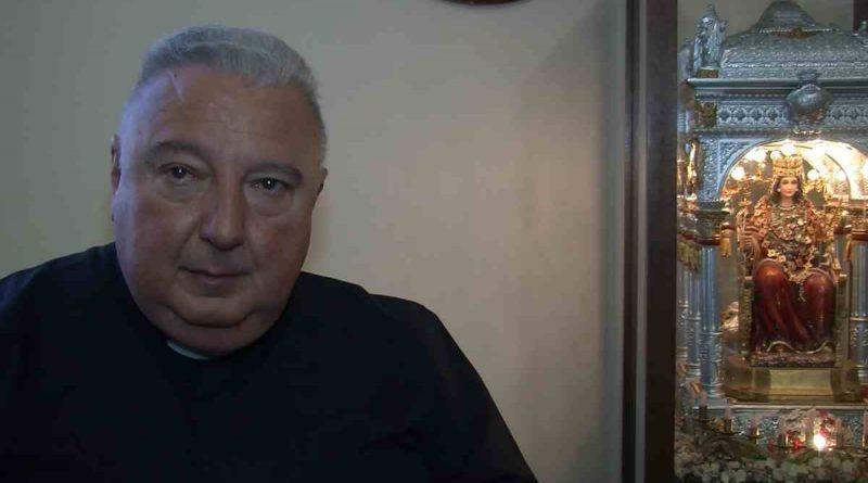 Belpasso, Monsignor Giovanni Lanzafame si congeda: ecco il suo saluto alla comunità etnea