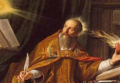 E l'uomo vuole ancora lodare Dio? Pensieri nella festa di Sant'Agostino