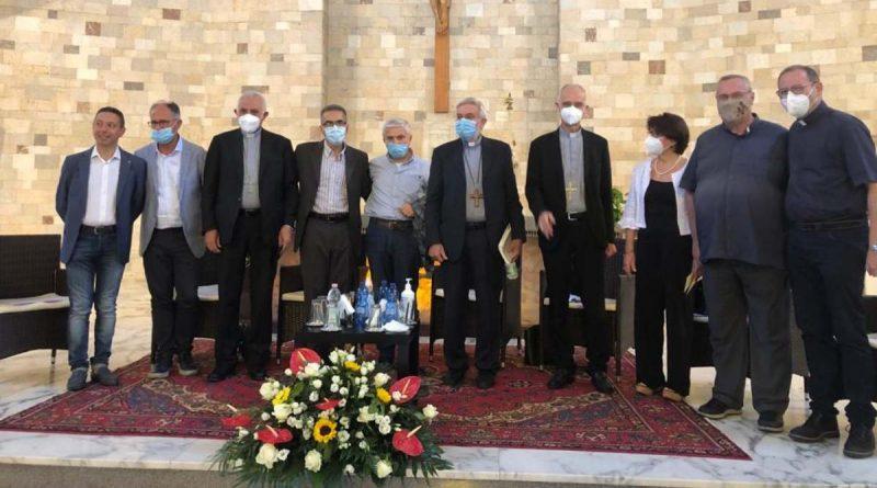 Al Seminario le Consulte delle Aggregazioni Laicali di Catania, Acireale, Caltagirone e Nicosia